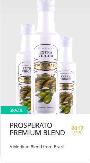 Prosperato Premium é ouro no New York Internacional Olive Oil Competition - Jornal do Mercado
